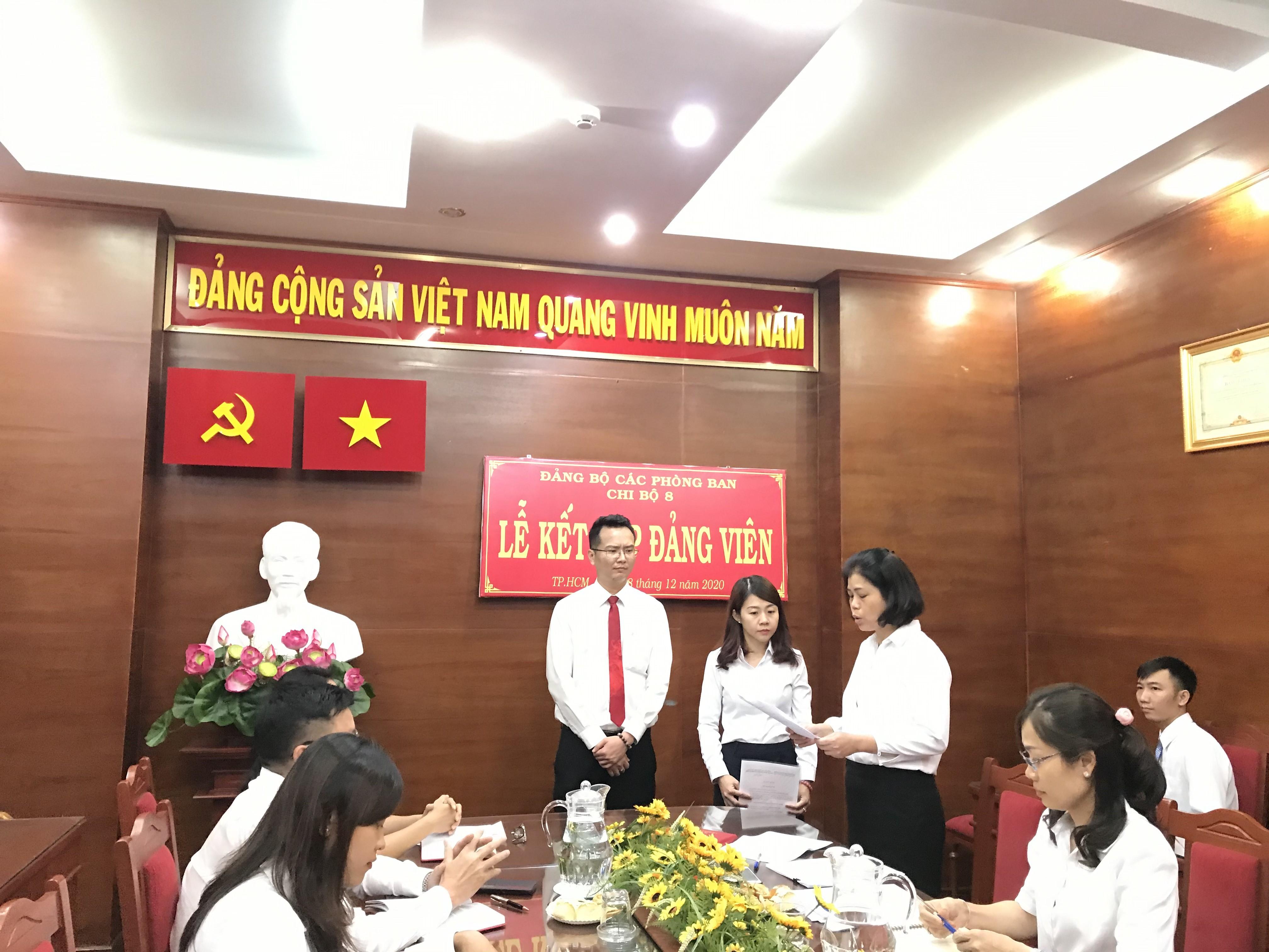 Giải pháp đẩy mạnh công tác xây dựng tổ chức cơ sở đảng và nâng cao chất lượng đảng viên