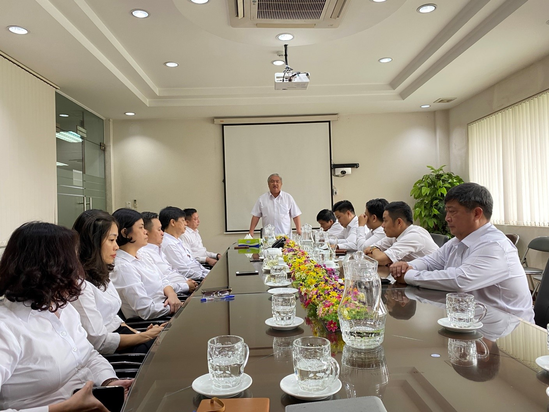 Dược sĩ Trịnh Đào Cung giữ chức vụ Trưởng phòng Kinh doanh Công ty TNHH MTV Dược Sài Gòn kể từ ngày 01/10/2020.