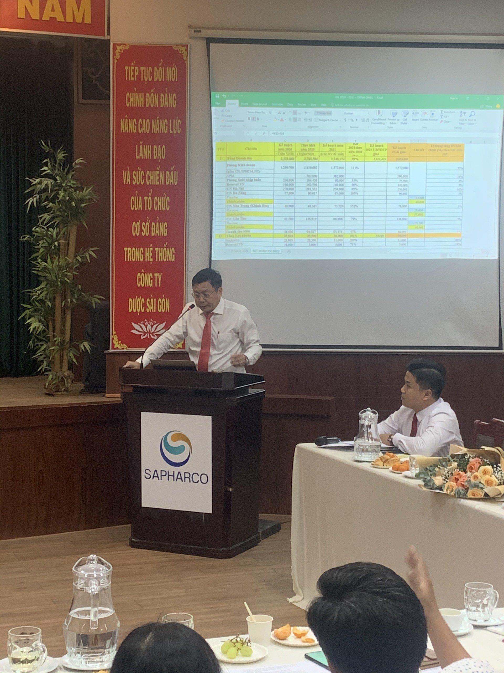 Hội nghị Tổng kết hoạt động năm 2020 và Xây dựng kế hoạch năm 2021