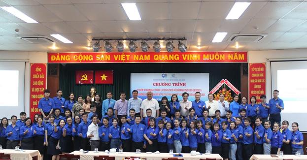 Đoàn Sapharco tổ chức lễ Kỷ niệm 90 năm ngày thành lập Đoàn TNCS Hồ Chí Minh (26/3/1931 - 26/3/2021)
