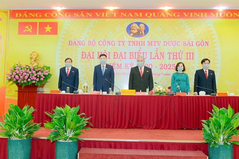 Đại hội đại biểu Đảng bộ lần III.