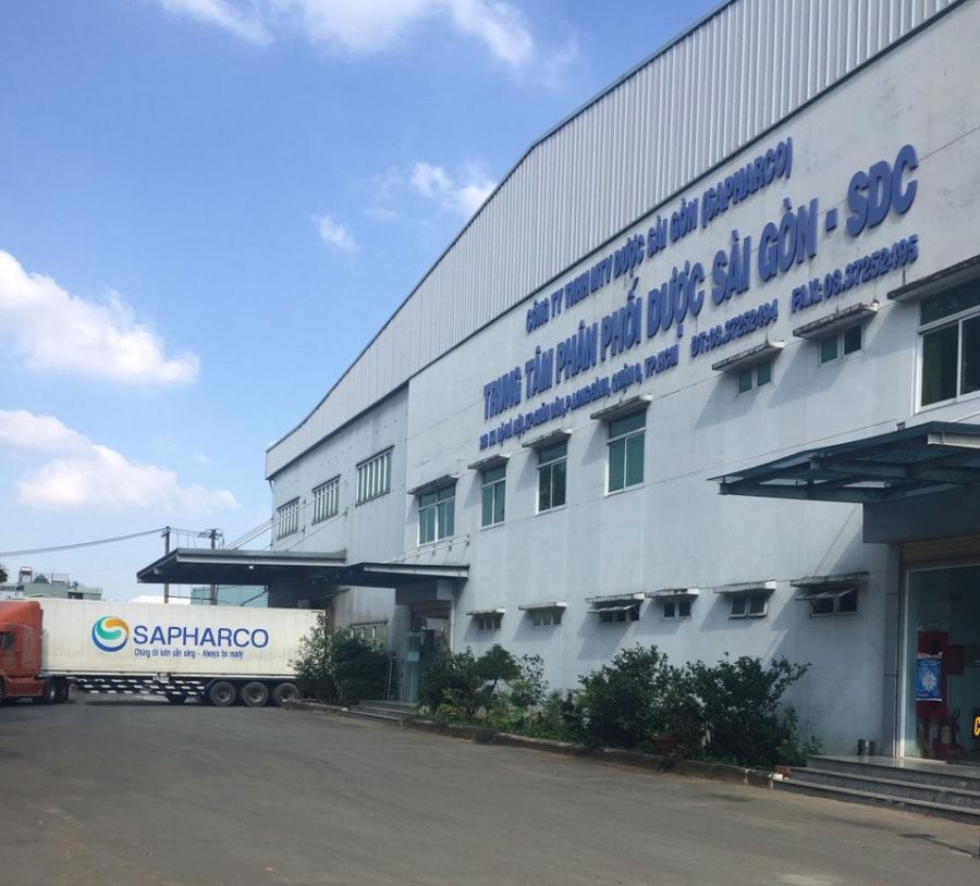 Trung tâm phân phối SDC
